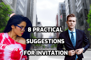8 practical suggestions for invitation in network marketing