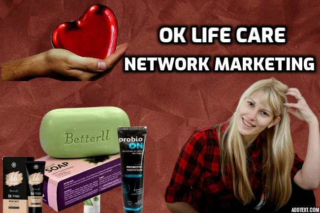Full information of OK Like Care business and plan